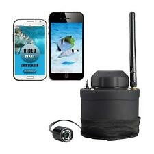 Underwater Fishing Camera Recording HD Video Capture Live Fishing Experience