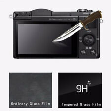 Glass Screen Protector For Sony A6000/ A6300/ A6500/Shatterproof Ultra Thin