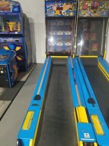 Basket Fever Ski-Ball Redemption Arcade Game
