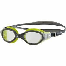 Speedo Futura Biofuse Flexiseal Goggles in Green Clear