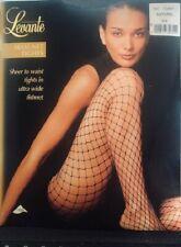 37ba2ad193f LEVANTE Ladies Maxi Net Fishnet Tights Naturel 3 4 Nylon Lycra NEW