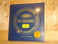 THE ORIGINALS 6 Classic Recordings DGG 6 LP BOX Limited Numbered Edition SEALED