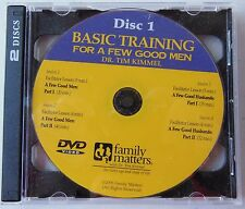Family Matters Basic Training for a few Good Men - 2 Disc DVD