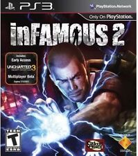 Infamous 2 (Sony Playstation 3). Brand New And Factory Sealed!
