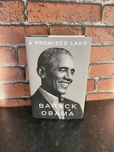 A Promised Land, Barack Obama, Very Good Condition Book, ISBN 0241491517