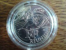 france 10 euros argent 2012 réunion