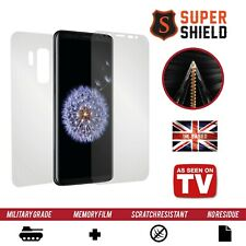 Samsung Galaxy S9+ PLUS SCREEN PROTECTOR FRONT + BACK CURVED FULL BODY SHIELD