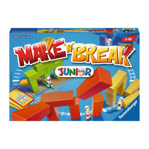 Ravensburger Make 'N' Break Junior Board Game NEW