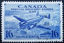 Canada MLH Special Delivery 16c Stamp 1942