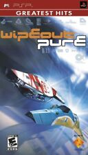 Wipeout Pure PSP New Sony PSP