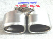 orig. Porsche 987 S Boxster Cayman Doppelendrohr Endrohr Tail Pipe 98711125402