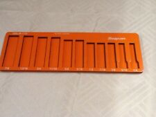 Snap On Magnetic Socket Organiser DSL38-11O