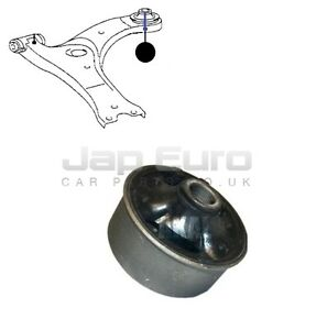 FITS TOYOTA AVENSIS VERSO 01-08 FRONT LOWER WISHBONE TRACK CONTROL ARM REAR BUSH
