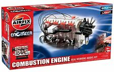 A42509 Airfix Engineer - Combustion Engine With Motor New & Boxed Building Kit