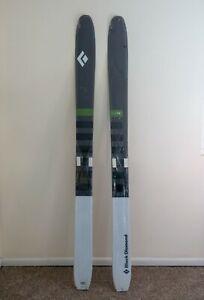 Black Diamond Helio 116 Backcountry Touring Powder Skis - 186cm - NEW
