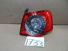 06 07 08 Volkswagen Passat LED PASSENGER Side Tail Light Used Rear Lamp #1733-T