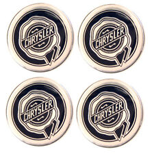 Chrysler Crossfire Wheel Badges Made to Size