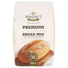 Wright's Bread Mix Premium White 500g - Pack of 6