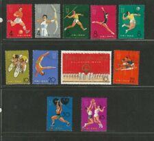 CHINA NATIONAL GAMES 1965