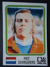Panini 77 Piet Schrijvers Niederlande WM 74 World Cup Story