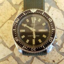 orologio vintage Seiko Turtle diver 150m 6309-7290 Japan anni 80