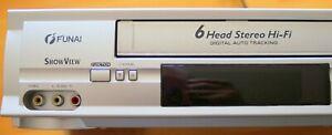 Funai Videokassettenrecorder VHS Show View