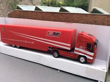 New Ray Iveco Stralis with Ferrari trailer 1:87th Scale
