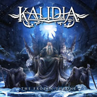 Kalidia - The Frozen Throne [New CD]