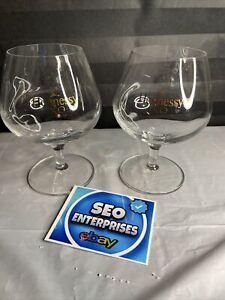 Hennessy Cognac Snifter Glasses Set of 2