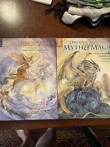 Dreamscape Myth And Magic Watercolor Book