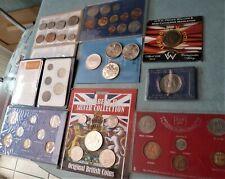 More details for large job lot of vintage british coins
