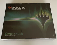Magic The Gathering Commander Anthology V2 Mtg Sealed New!