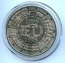 France Europa Ecu Médaille 1995 Sous capsule