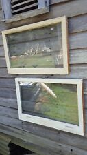Vintage Sash Antique Wood Window Frame Pinterest 31x20 / 31x19 Upper And Lower