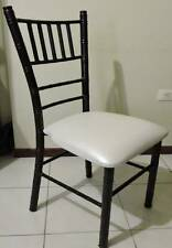 CHIAVARI (TIFFANY) CHAIRS - FIXED SEAT (MADE IN MEXICO)