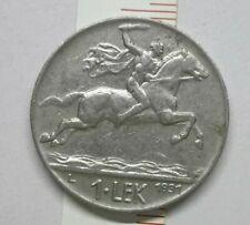 ALBANIA 1 Lek 1931 L Londra