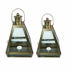 Vintage/Retro Glass Hanging Lanterns