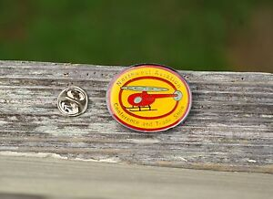 1992 Northwest Aviation Conference and Trade Show Helicopter Pin Pinback