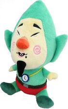 "Licensed Wind Waker HD Legend of Zelda - 8"" Tingle Stuffed Plush Doll by Sanei"