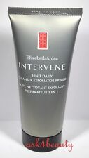 Elizabeth Arden Intervene 3in1 Daily Cleanser Exfoliator Primer 1.7oz New&Unbox