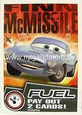 Cars 2 TCG - Finn McMissile - Fuel