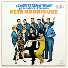 I Like It Like That (A Mi Me Gusta Asi) by Pete Rodriguez (Piano) (CD, Mar-20...