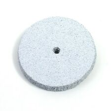"7/8"" Stone Polish Wheel For Flex Shafts - Square Edge 10pc - 11-916"
