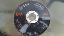 Bullard Abrasives Rapid Grind Ceramic Hybrid Grinding Disc Type 29M  Pack of 5