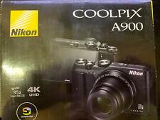 NIKON Coolpix A900 Kompaktkamera 20.3MP 35x opt. Z 4K UHD 3