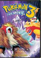 POKEMON 3 THE MOVIE: SPELL OF THE UNOWN (DVD)