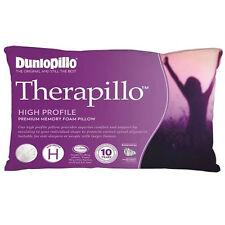 Dunlopillo Therapillo High Profile Memory Foam Pillow