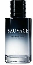 Sauvage by Christian Dior 3.4oz After Shave Lotion 100ml  3.4 oz Aftershave S15E