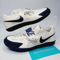 NEW Nike Men's SIZE 5 Zoom Rival SD 2 Track and Field Throwing Shoes 685134-001