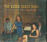 The Kickin Grass Band - Live At The Carolina Theatre Digipack Cd Sigillato